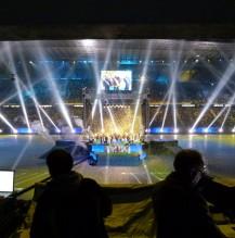 Stadioneinweihung Lemberg