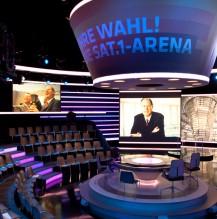 Sat1 Wahl Arena 2009