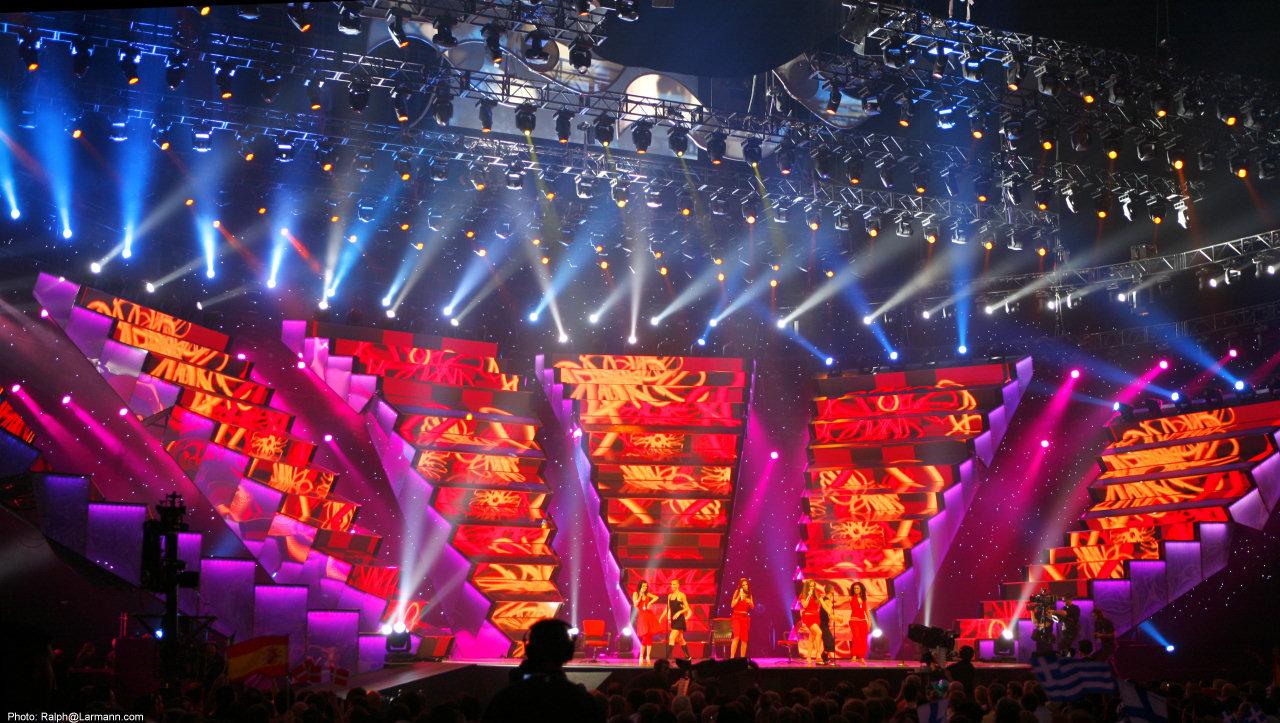 Image Result For Eurovision Live